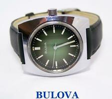 Vintage Mens Swiss BULOVA Watch Cal 11ANC c1976* EXLNT Condition* SERVICED