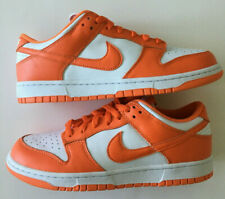 Men's Nike Dunk Low SP Syracuse Size 9.5 Brand New Deadstock