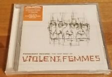 Violent Femmes - Permanent Record (The Very Best of the , 2005) New And Sealed