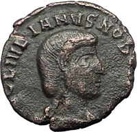 JULIAN II as Caesar 355AD Authentic Ancient Roman Horse Battle Scene Coin i59670