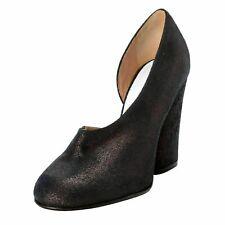 Maison Margiela 22 Mujer Revestido Zapatillas Zapatos Tacón Alto Ee. Uu. 6 It 37