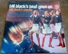 BILL BLACK'S COMBO bill black's beat goes on 1968 US HI STEREO VINYL LP