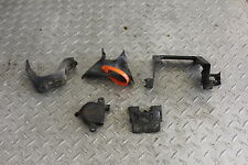 1989 KAWASAKI NINJA 750R ZX750F FRAME COVERS AND BRACKETS