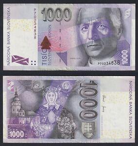 Slovacchia 1000 korun 2005 BB+/VF+  C-05
