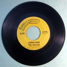 THE HOLLIES Carrie-Anne ~ 45 rpm Record 1967