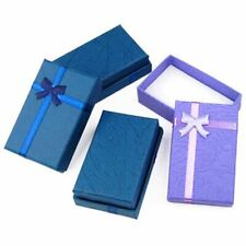 AKORD 12 x Luxury Jewellery Gift Boxes Box for Pendant Bracelet Earring Necklace