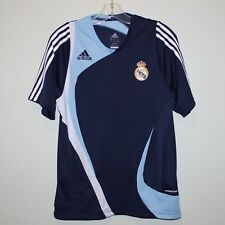 mint REAL MADRID 2007-08 Adidas Formotion training shirt M jersey maillot trikot