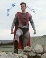"""Brendan Hines """"The Tick"""" AUTOGRAPH Signed 8x10 Photo"""