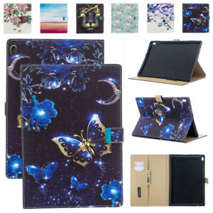"""For Lenovo Tab 4 10 Plus E10 10.1"""" Tablet Magnetic Leather Card Slot Case Cover"""