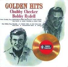 CHUBBY CHECKER AND BOBBY RYDELL Golden Hits Vinyl LP Cameo Parkway C 1063 1963