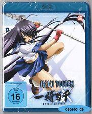 """""""IKKI TOUSEN: Xtreme Xecutor - Vol. 2"""" - Anime Action - BLU RAY - neu/OVP"""