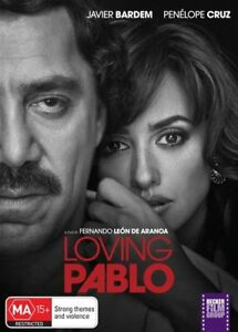 LOVING PABLO DVD, NEW & SEALED, FREE POST