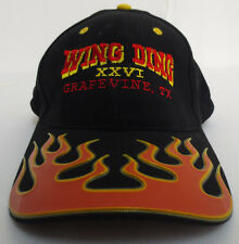 WING DING HAT CAP GWRRA GOLD WING ROAD RIDERS MOTORCYCLE 2004 GRAPEVINE TX XXVI