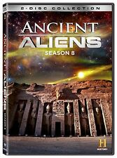 Ancient Aliens Season 8 DVD 2 Disc Collection NTSC Region