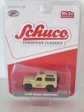 Schuco 1:64 Land Rover Defender Camel Trophy Brand new