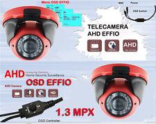 TELECAMERA DOME SONY 1.3 MPX  AHD EFFIO  CONTROLLO OSD