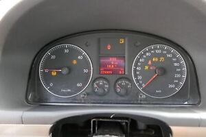 VW Touran Caddy 2K Tacho Tachometer Kombiinstrument 1T0920864A TDI 229.00km