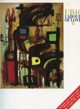Ub40 Songbook - Labour of Love Ii - Guitar / Piano / Vocal - Nice Condition