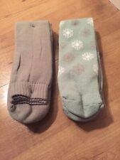 New Mountain Warehouse Ladies Tube Socks Skiing 4 Pairs Size 4 - 7