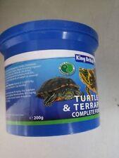 Nourriture tortue pour reptile et amphibien