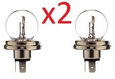 2X 12V 45/40W P45T BULB MOTORCYCLE CAR MOTO LAMP HEADLIGHT PROJECTOR LIGHT FRONT