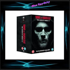 SONS OF ANARCHY - COMPLETE SERIES SEASONS 1 2 3 4 5 6 7 *** BRAND NEW BOXSET***