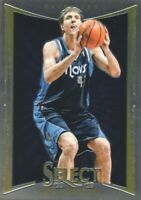 2012-13 Select Basketball #27 Dirk Nowitzki Dallas Mavericks