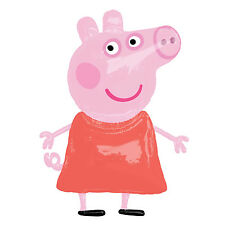 PEPPA PIG PARTY GIANT AIRWALKER LIFE SIZE FIGURE HELIUM FOIL BALLOON DECORATION