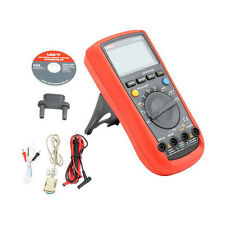 UT-61C Modern Digital Multimeters UT61C AC DC rs232c(usb) Mete