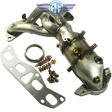 Exhaust Manifold For 2002-2006 Nissan Altima 2.5L L4 With Catalytic Converter