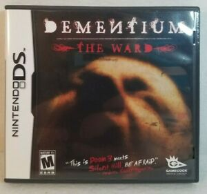 Dementium: The Ward for Nintendo DS - Complete in Box - Free Shipping
