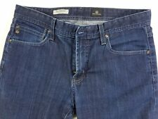 Adriano Goldschmied AG The Protege Straight Leg Mens Denim Jeans Pants sz 33x34