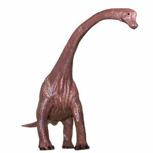 "10"" Jurassic Realistic Brachiosaurus Dinosaur Dino Figure Figurine Kids Toy Gift"