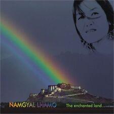 NAMGYAL LHAMO - THE ENCHANTED LAND... - TIBET - 2007 - CD 10 TITRES - NEUF NEW