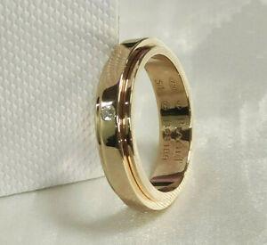 Piaget Possession 18CT Rose Gold Wedding Diamond Ring