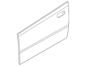 Genuine GM Outer Panel 96897376