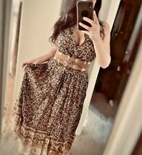 Spell & The Gypsy Collective Free People 🌼 Dahlia Maxi Dress 🌼  L xl 14 16