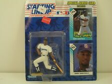 1993 Starting Lineup SLU Action Figure: Gary Sheffield- San Diego Padres