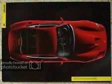 FERRARI 550 MARANELLO Sports Car Sales Brochure 1996 #1101/96 - 3M/11/96