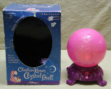 Disney Cheshire Cat Knows Motion Activated Talking Crystal Ball