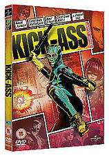 Kick-Ass (DVD, 2012)
