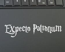 Harry Potter Deathly Hallows Expecto Patronum Vinyl Decal Sticker