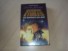 livre STAR WARS  la guerre des étoiles , les enfants du Jedi