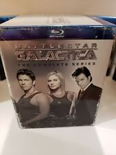 Battlestar Galactica - The Complete Series Blu-ray - All 4 Seasons, The Plan