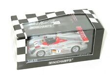 1/43 Audi R8  Audi Sport Team Joest  Winners Le Mans 24 Hrs 2001  #1