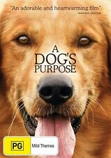 A Dogs Purpose DVD R4 2017 New & Sealed