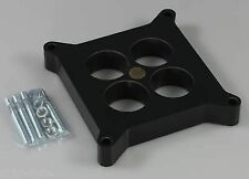 "PHENOLIC CARBY SPACER 1"" PORTED HOLLEY DRAG HOTROD CHEV FORD HOLDEN EDELBROCK"