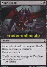 4x Altar's Reap (Ernte des Altars) Battle for Zendikar Magic