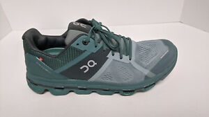 On Cloudace Running Shoes, Green, Men's 10.5 M