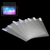 5Pcs Practical Clear LCD Screen Protector Film Guard For 7 inch Tablet NEW